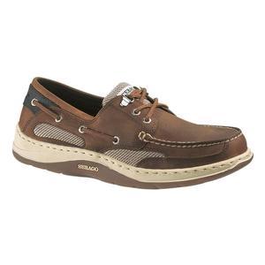 Image of Sebago Clovehitch II Shoe (Men's) - Walnut/Cinnamon Brown