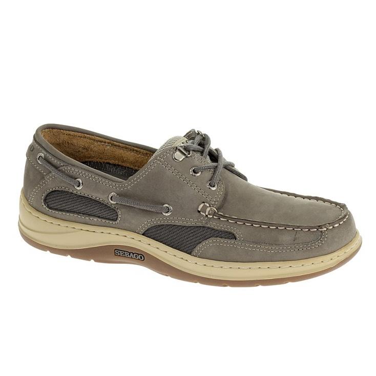 Image of Sebago Clovehitch II Shoe (Men s) - Grey Nubuck 4e7af528ef