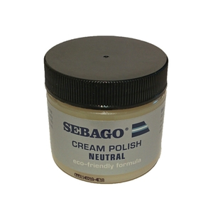 Image of Sebago Cream Polish - Neutral
