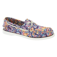 Sebago Docksides Liberty Art Fabrics Shoe (Women's)