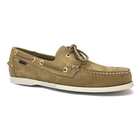 Image of Sebago Docksides Shoe (Men's) - Sand Suede