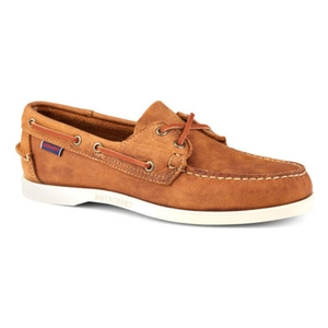 Image of Sebago Portland Crazy Horse Shoe (Men's) - Brown
