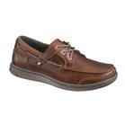 Image of Sebago Triton Three-Eye Shoe (Men's) - Brown Oiled/Dark Brown