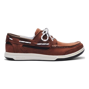 Image of Sebago Triton Three-Eye Shoe (Men's) - Brown/Dark Brown