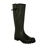 Seeland Allround 18 Inch 4mm Neoprene Wellington Boots (Unisex)