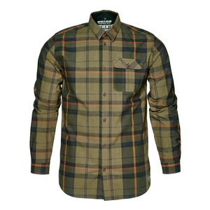 Image of Seeland Conroy Shirt - Duffel Green Check