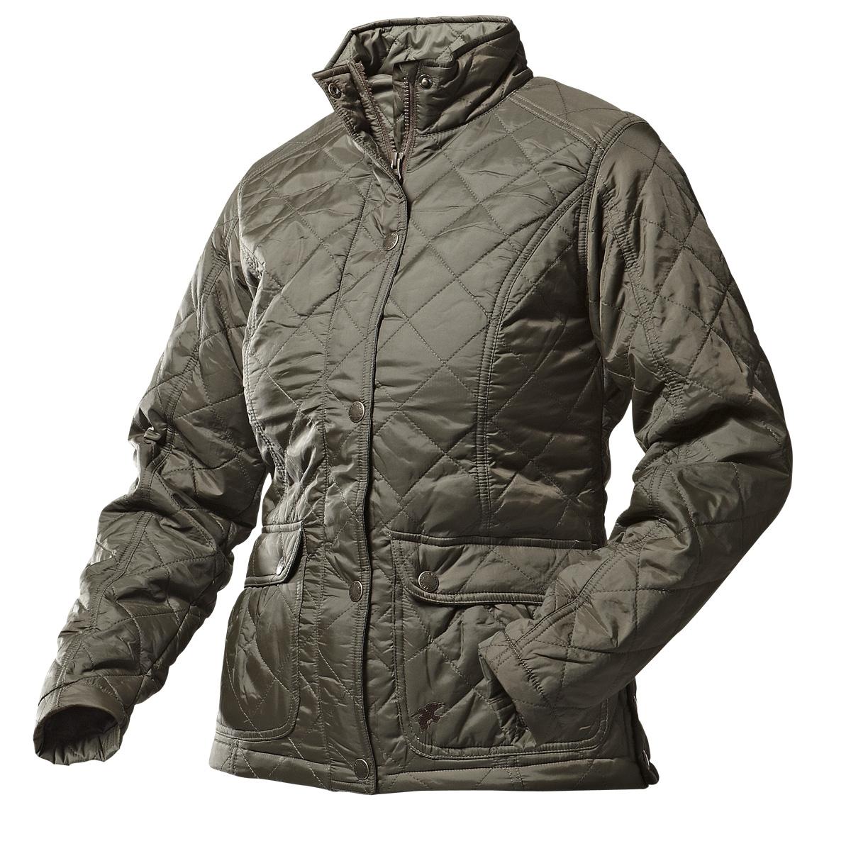 2a8a738f367 Seeland Cottage Quilt Lady Jacket - Black Olive | Uttings.co.uk