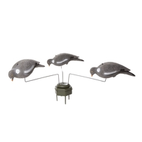 Seeland Decoy Pigeon Carousel - Triple Motion with 3 Arms