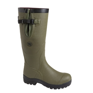 Image of Seeland Field 17 Inch 4mm Wellingtons - Olive