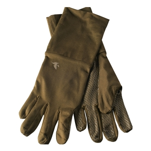 Image of Seeland Hawker Scent Control Gloves - Pine Green