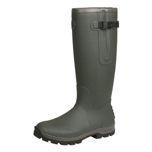 Image of Seeland Noble Gusset Wellington Boots (Men's) - Dark Olive