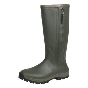 Image of Seeland Noble Zip Wellington Boots (Men's) - Dark Olive