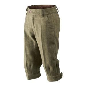 Image of Seeland Ragley Kids Tweed Breeks - Moss Check