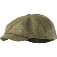 Seeland Ragley Tweed 8 Panel Cap