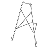 Seeland Rear Legs for Folding Highseat