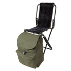 Seeland Rucksack Chair with Back Rest