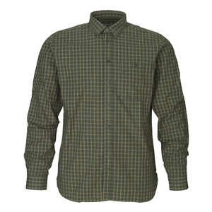 Image of Seeland Warwick Shirt - Pine Green Check