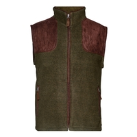 Seeland William II Fleece Waistcoat
