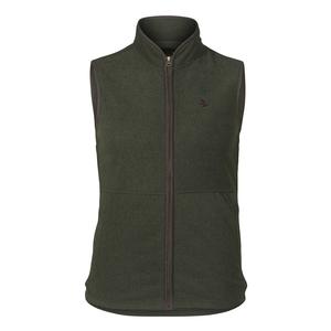 Image of Seeland Woodcock Lady Fleece Waistcoat - Classic Green