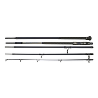 Shakespeare 5 Piece Agility Expedition Bass Rod - 11ft 6in