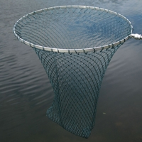 Sharpe's Round Frame Trout Tele Handle Net