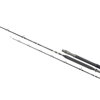 Shimano 2 Piece Tyrnos A Trolling Lite Rod - 7ft 2in