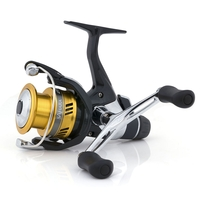 Shimano Sahara 4000 Rear Drag Spinning Reel - Double Handle