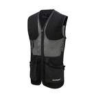 Image of Shooterking Clay Shooter Summer Vest - Black