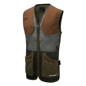 Image of Shooterking Clay Shooter Summer Vest - Green