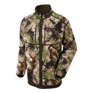 Image of Shooterking Digitex Softshell Jacket - Green/Brown