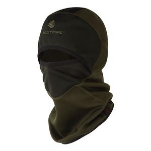 Image of Shooterking Fortem Mask - Green