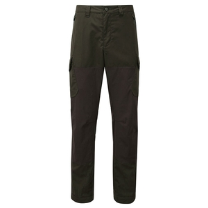 Image of Shooterking Highland Trousers - Dark Olive/Brown