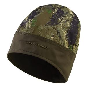 Image of Shooterking Huntflex Beanie - Forest Mist/Brown Olive