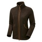 Image of Shooterking Performance Fleece Jacket (Women's) - Brown