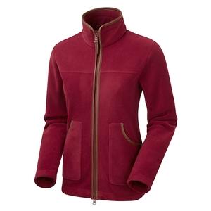 Image of Shooterking Performance Fleece Jacket (Women's) - Bordeaux