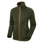Image of Shooterking Performance Fleece Jacket (Women's) - Green