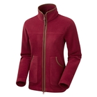 Image of Shooterking Performance Fleece Jacket - Bordeaux