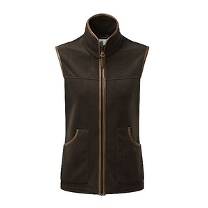 Image of Shooterking Performance Gilet (Women's) - Brown