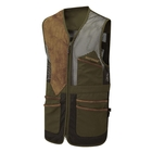Image of Shooterking Pro-Trap Vest - Green