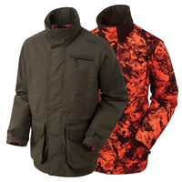 Shooterking Silva Reversible Jacket