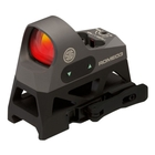 Sig Sauer Romeo 3 Mini Reflex Sight - 1x25 (1.0 MOA) - 3 MOA Red Dot