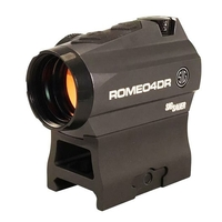 Sig Sauer Romeo 4 H Dot Compact Red Dot Sight 1x20 - (0.5 MOA)