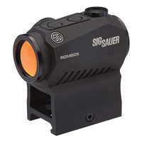 Sig Sauer Romeo 5 Red Dot Sight - 1x20 (0.5 MOA) - CR2032 Battery