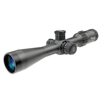 Sig Sauer Tango 4 3-12x42 IR FFP 30mm Rifle Scope