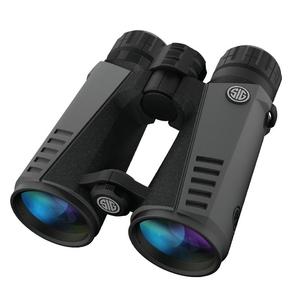 Image of Sig Sauer Zulu 7 8x42 HDX Open Bridge Binoculars - Graphite