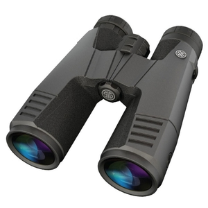 Image of Sig Sauer Zulu 9 9x45 AK Prism HDX Closed Bridge Binoculars - Graphite