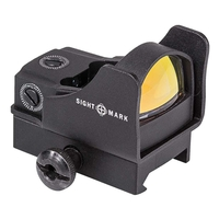 Sightmark Mini Shot Pro Spec Red Dot Sight w/Riser Mount