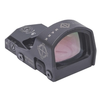 Sightmark Mini Shot Reflex Sight - 3 MOA - Fixed Weaver/Picatinny