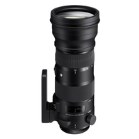 Sigma 150-600mm f5-6.3 DG OS HSM Sport Lens - Canon Fit