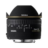 Sigma 15mm f/2.8 EX DG Fisheye Lens - Canon Fit